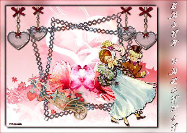 Belle image romantique saint valentin - Image saint valentin romantique ...